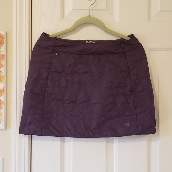 Mountain Hardwear Trekkin Insulated Skirt
